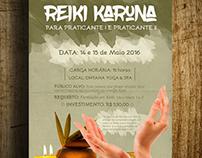 Reiki Karuna Dhyana Yoga & Spa