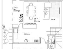 Projetos Arquitetônicos para aprovação em prefeitura