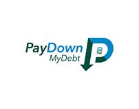 Logo para sistema de pago de deudas