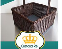 Folder Cestaria Rei