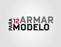 12 modelo para armar