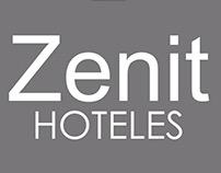 Imagen Corporativa Zenit Hoteles