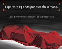 Inserto F1 Santander Race day
