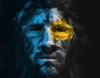 Lion Messi - Creatividad