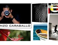 Entrevista +ARTING Enzo Caraballo