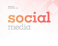 Mídias sociais | Diversas | 04