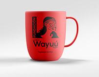 Logotipo, Identidad + Web / Fundación La Gran Wayuú