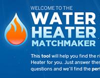 Sears: Water heater