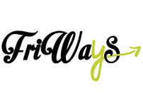 Logo Design for / Diseño de Logo para: Friways