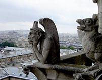 Estatuas. Madrid - España