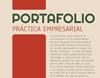 PORTAFOLIO PRÁCTICA EMPRESARIAL