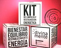 Branding & Packaging / Divinamente