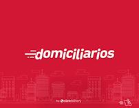Domiciliarios - Mobile App