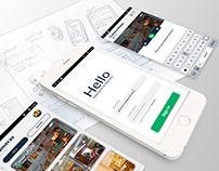 LiveID APP Design