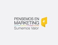 Logotipo Pensemos En Marketing