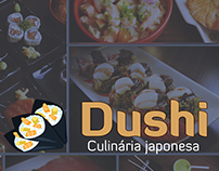 Menu Dushi - Japanese food