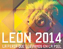 Feria de León 2014 (Proyecto finalista)