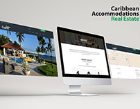 Logo & Website for real estate Agency