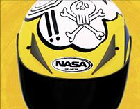 #Design Gráfico - Catálogo Nasa Capacetes 2014