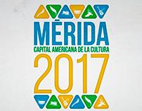 Mérida Capital Americana de la Cultura