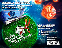 Newsletter Expreso Rojo FC