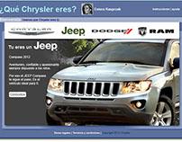¿Qué Chrysler eres?