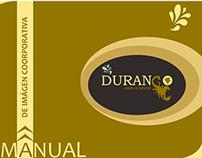 Manual corporativo Durango
