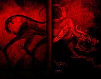 arte para DVD • doc Sinfonia de Cães