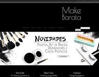 Make Barata Makeup Store