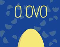 Redesign Livro O Ovo | Children's book Redesign