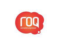 Logotipo - ROQ - Sorvetes Expresso