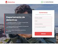 Departamento de detectives