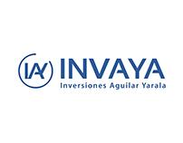 Diseño de marca, INVAYA.