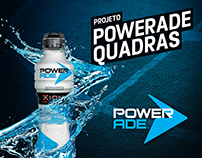 Powerade Quadras
