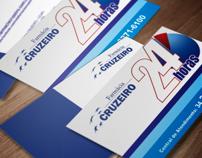 Cartão de Visita - Farmácia Cruzeiro do Sul