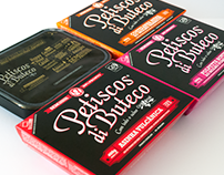 Design Embalagem - Petiscos di Buteco