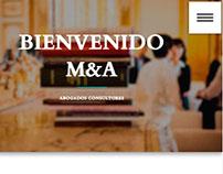 Marcano & Asociados v2.0
