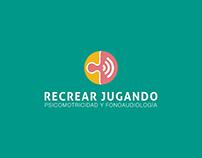 Diseño de Marca - Recrear Jugando
