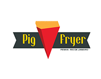 Logo Pig Fryer