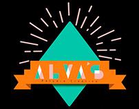 Alva's Estudio creativo / Nueva identidad corporativa