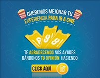 Mailing Cine Colombia