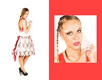 Muresco Paper Dress