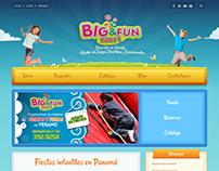bigfunparty.net ¡Diversión en Grande!