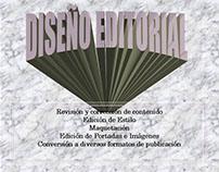 DISEÑOS EDITORIALES