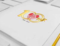 100 Anos - ECCB | Logotipo