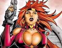 Red Monika (Character)