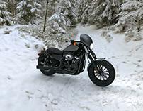 Harley Davidson Remastered 2015
