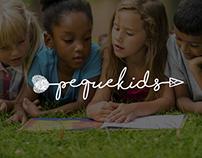 Pequekids - Branding + Clothing