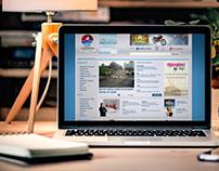 TV Ponta Negra - Website em 2009