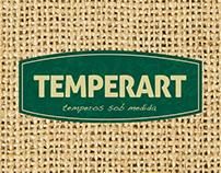 Temperart Web Site